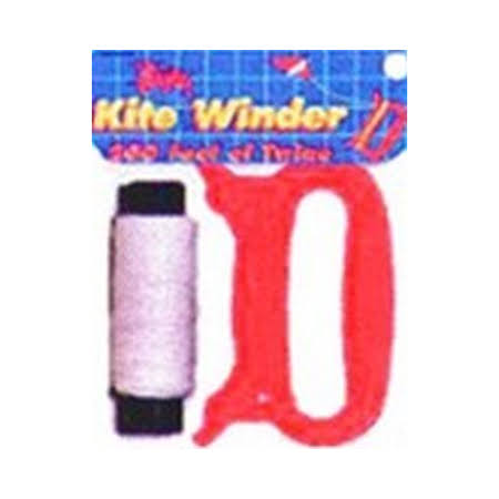 Gayla Winder with 200 ft Super Kite Twine GAL815