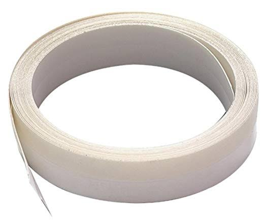 "M-d Products V Flex Weather Strip - White, 7/8"" x 17'"