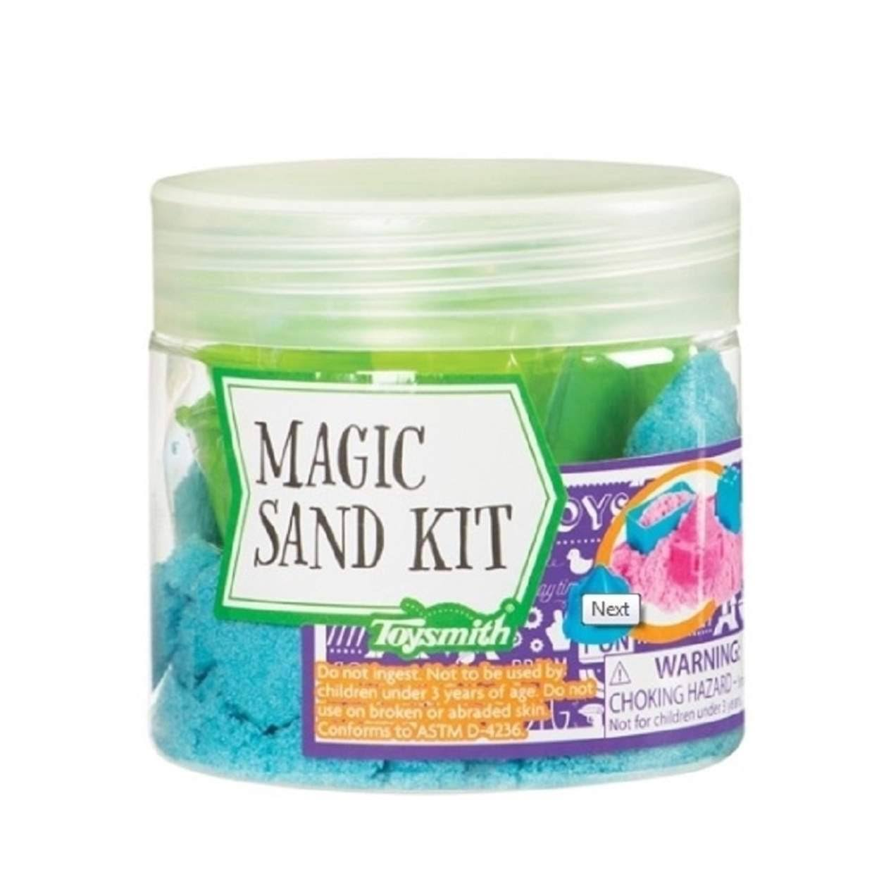 Toysmith Magical Sand Kit