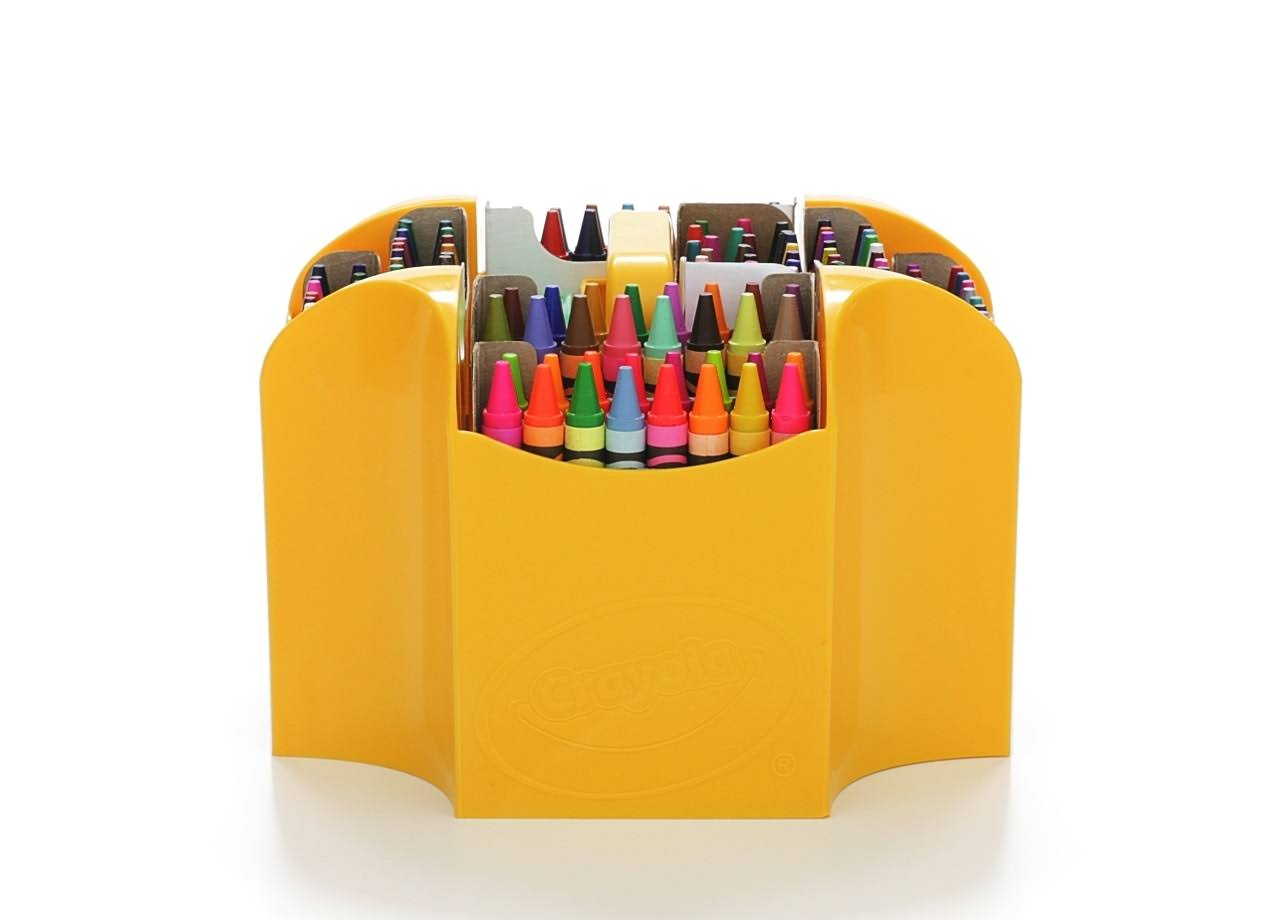 Crayola Ultimate Crayon Collection - 152 Colors