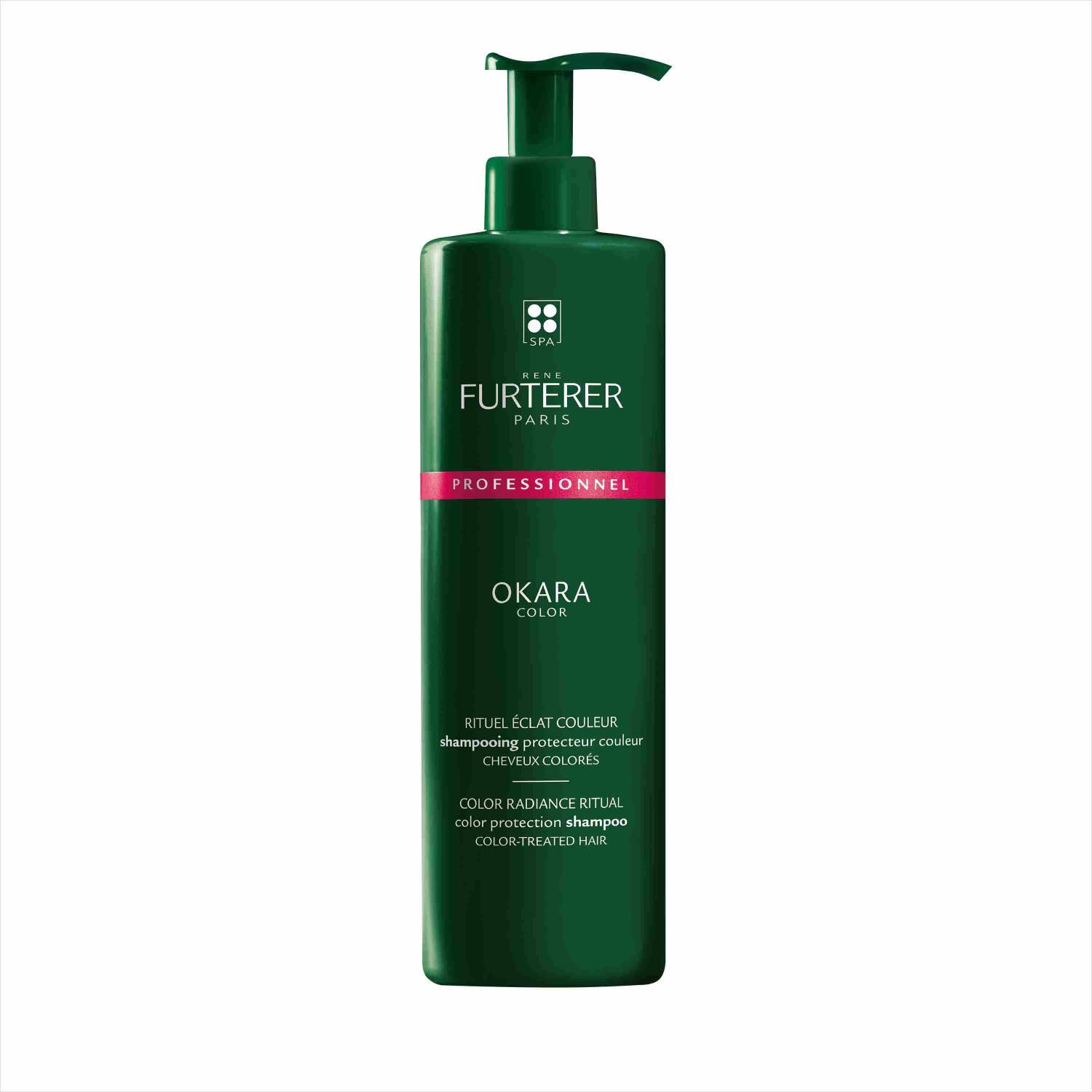 Rene Furterer Okara Color Protection Shampoo - 600ml