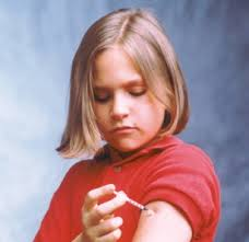 signs and symptoms of childhood diabetes