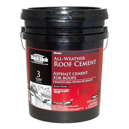 Black Jack 6230 All-Weather Roof Cement - 5gal
