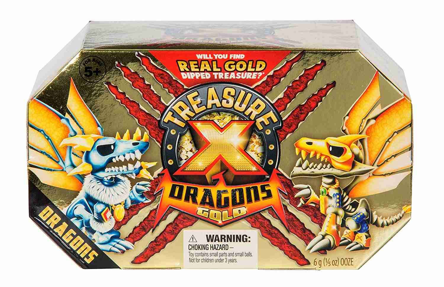 Treasure x Quest for Dragons Gold, Dragon