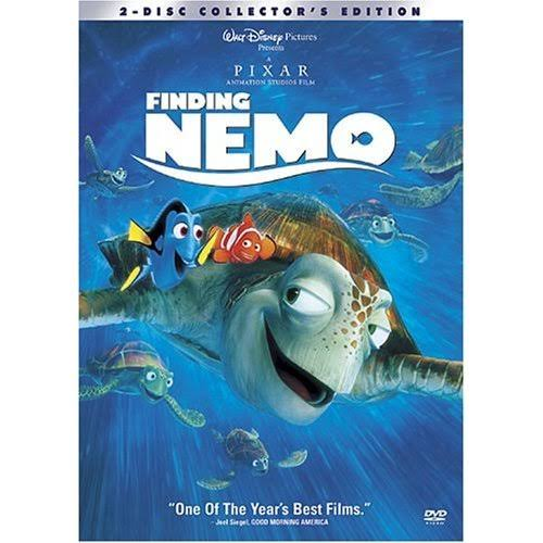 Finding Nemo Collectors Edition DVD - 2 Disc