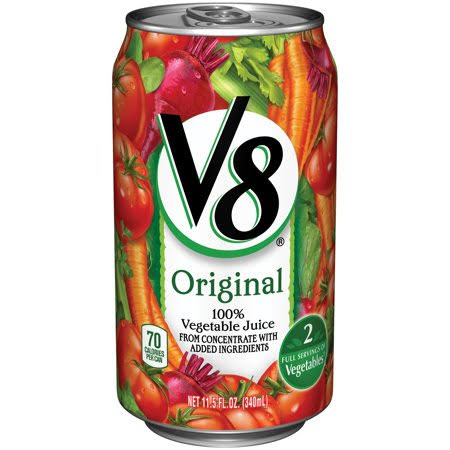V8 Original Vegetable Juice - 11.5oz