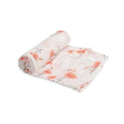 Little Unicorn Deluxe Swaddle (Pink Ladies)
