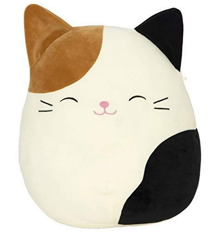 Squishmallow Plush Toy - Cam the Cat, 8""