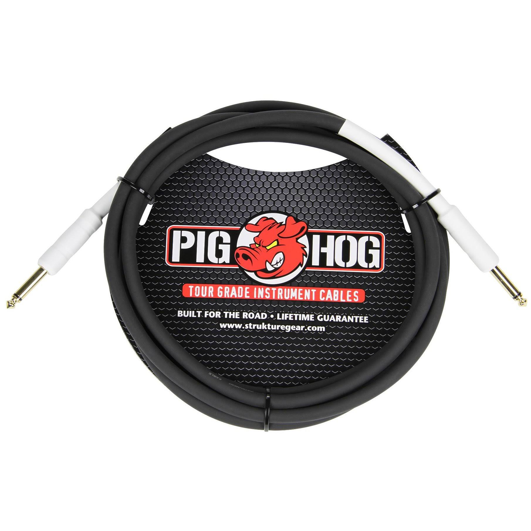 Pig Hog Instrument Cable - 6', 8mm