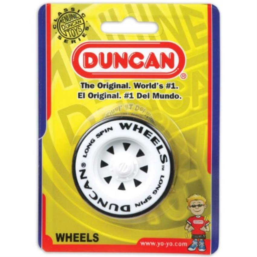 Duncan Wheels - Red