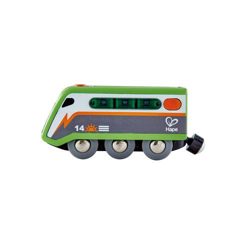 Hape Amazing Solar Powered Train Super Fun Kids Toy