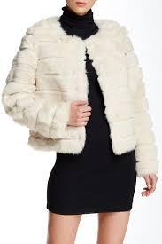 love token deacon rabbit fur jacket hautelook