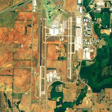 Denver International Airport Murals Location by Huntsville International Airport Wikipedia