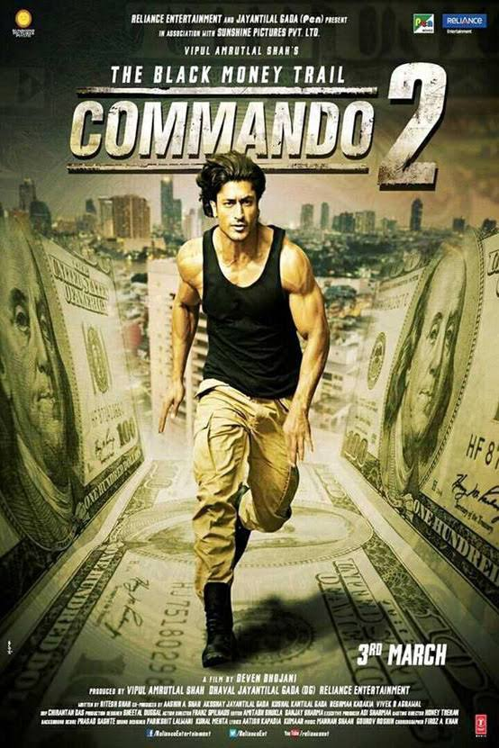 Commando 2: The Black Money Trail-Commando 2