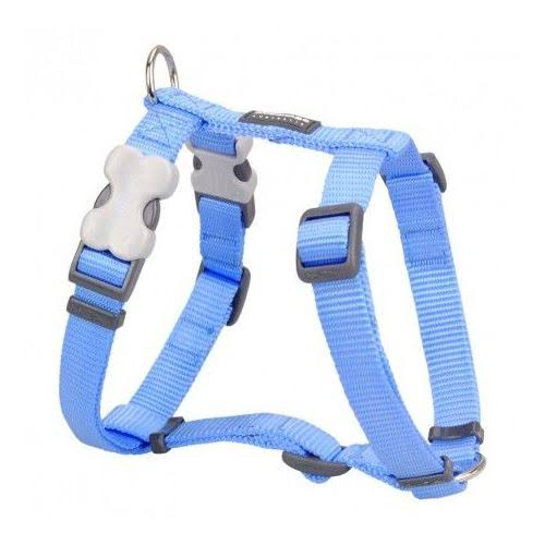 Red Dingo Dog Harness - X-Large, Mid-Blue
