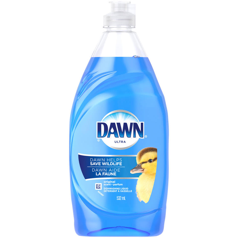 Dawn Ultra Dish Washing Liquid - Original Scent, 532ml