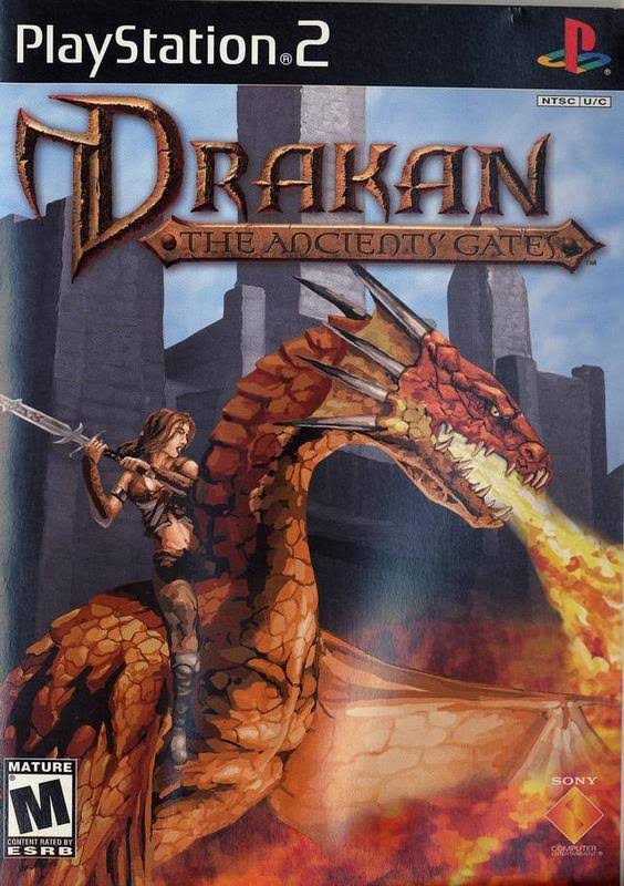 Drakan: The Ancients' Gates - PlayStation 2