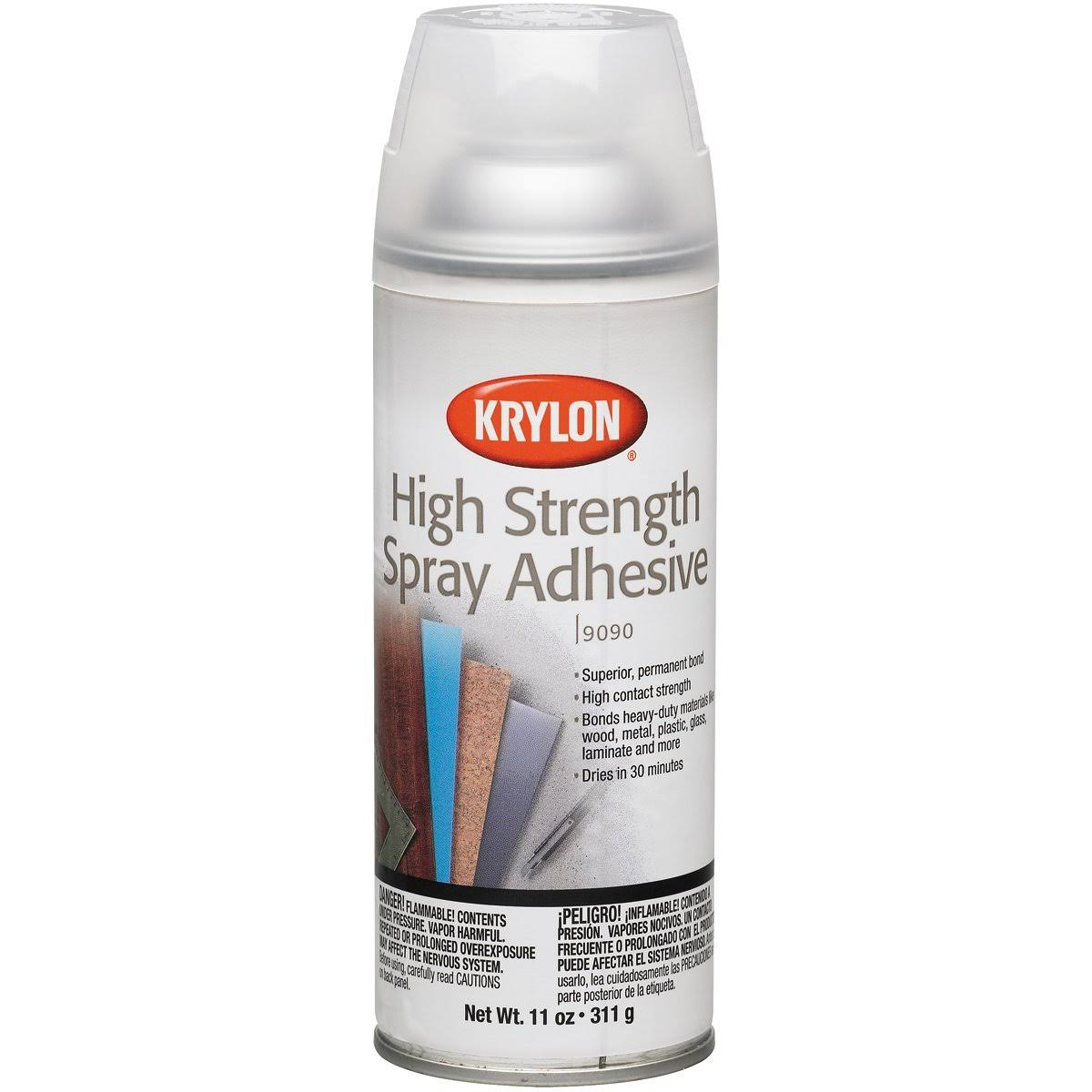 Krylon High Strength Spray Adhesive - 11oz