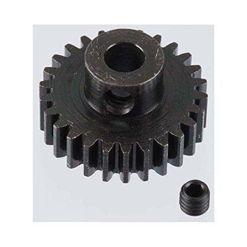 Robinson Racing 8626 Extra Hard Blackened Steel Pinion - 26T, 32P, 5mm