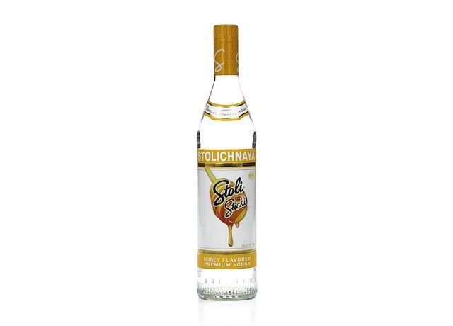 Stolichnaya Sticki Vodka - Honey