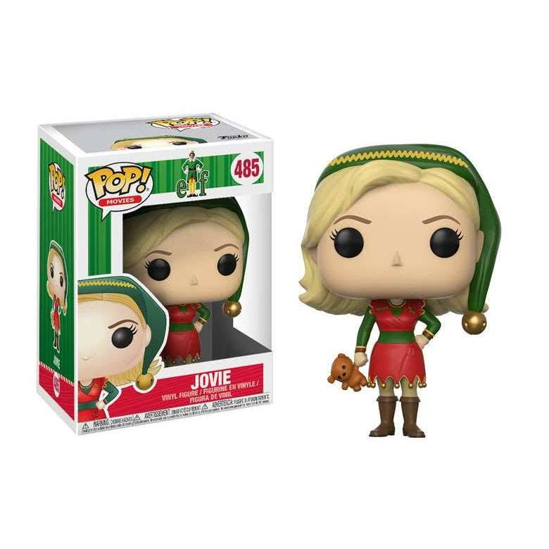 Funko Pop Movies Elf Vinyl Figure Toy - Jovie