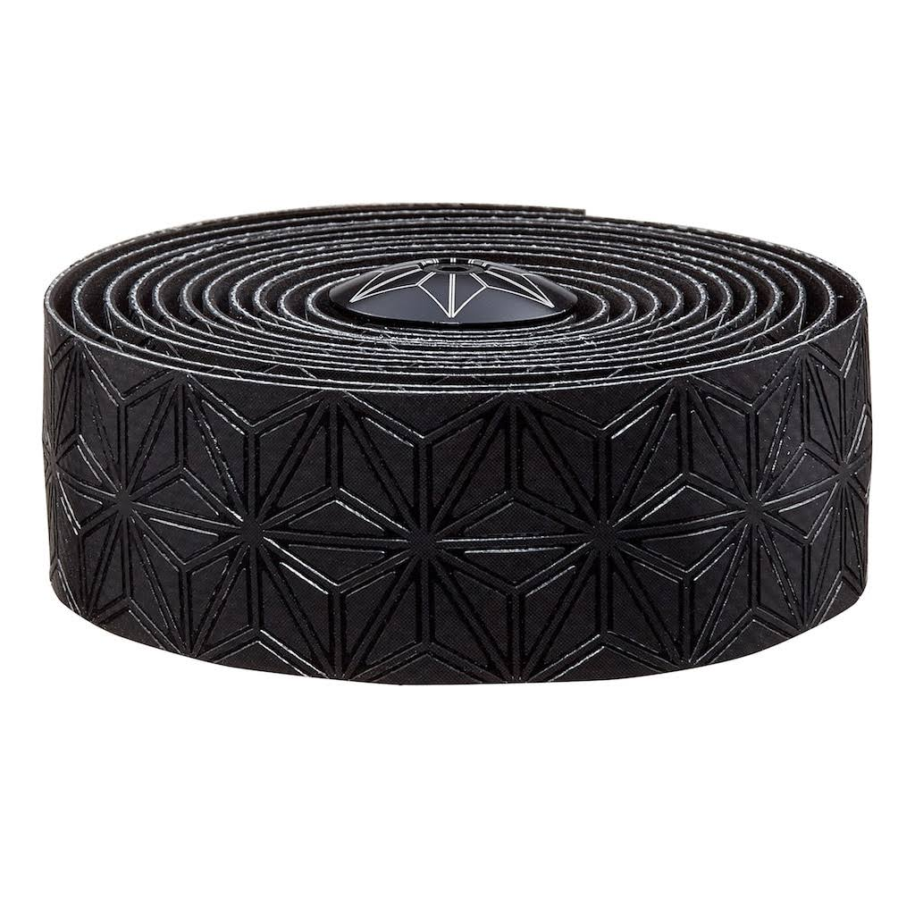 Supacaz Super Sticky Kush Bike Bar Tape - Black