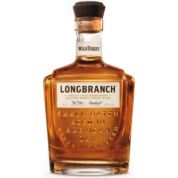 LongBranch Bourdon Whiskey - 750 ml