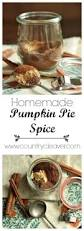 Libbys Pumpkin Pie Mix Ingredients by Pumpkin Pie Spice Make Your Own Custom Blend Country Cleaver