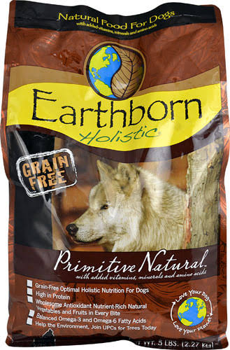 Wells Earthborn Holistic Primitive Natural Grain-Free Dog Food