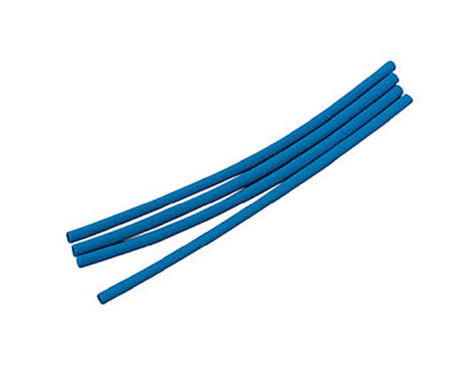 "Great Planes Heat Shrink Tubing - 1/16 x 3"", 4pcs"