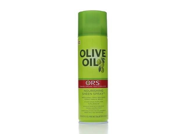 ORS Olive Oil Nourishing Hair Sheen Spray - 481ml