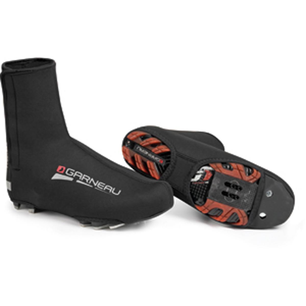Louis Garneau Men's Neo Protect II Cycling Shoe Covers - Black, Medium