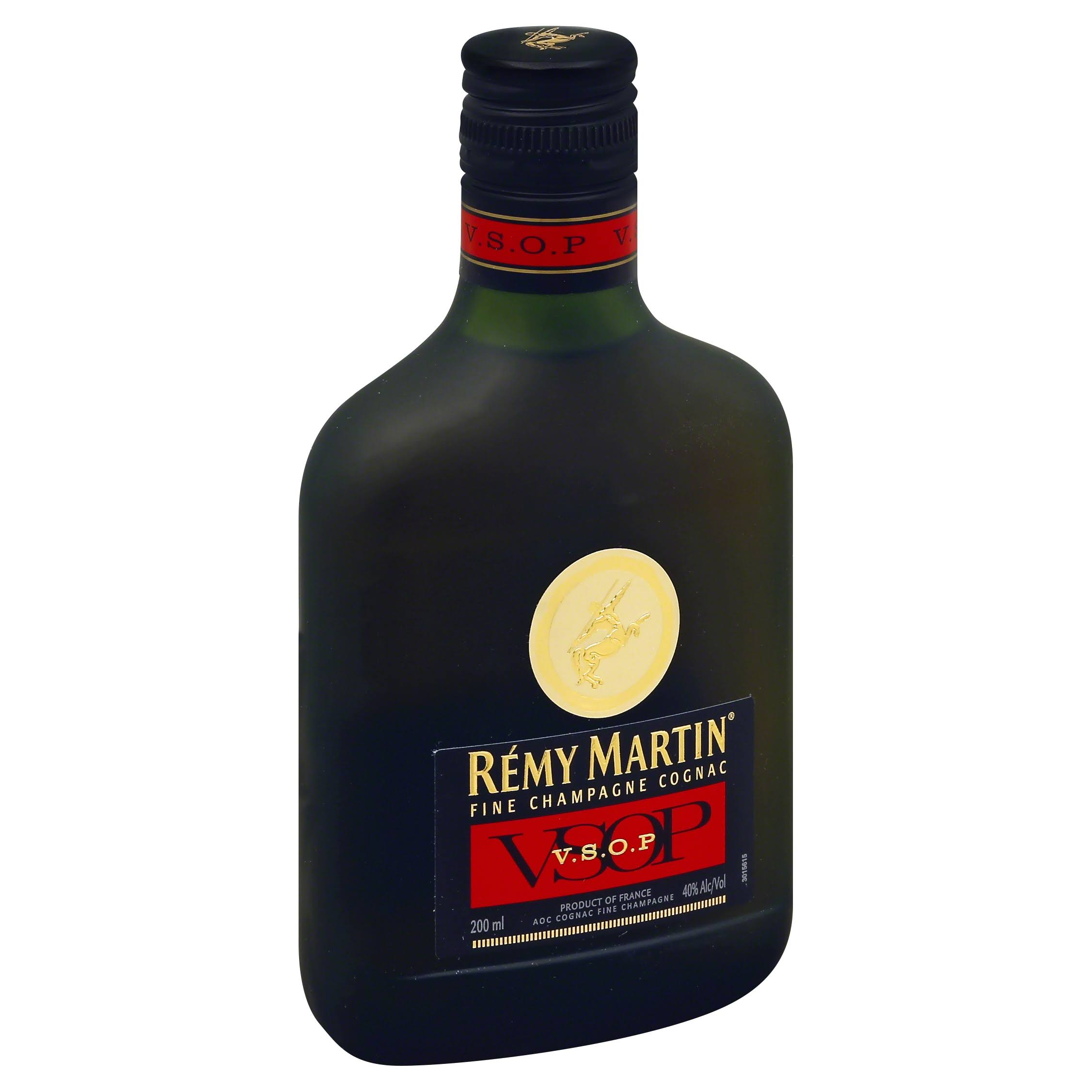 Remy Martin V.S.O.P. Cognac - 200 ml bottle