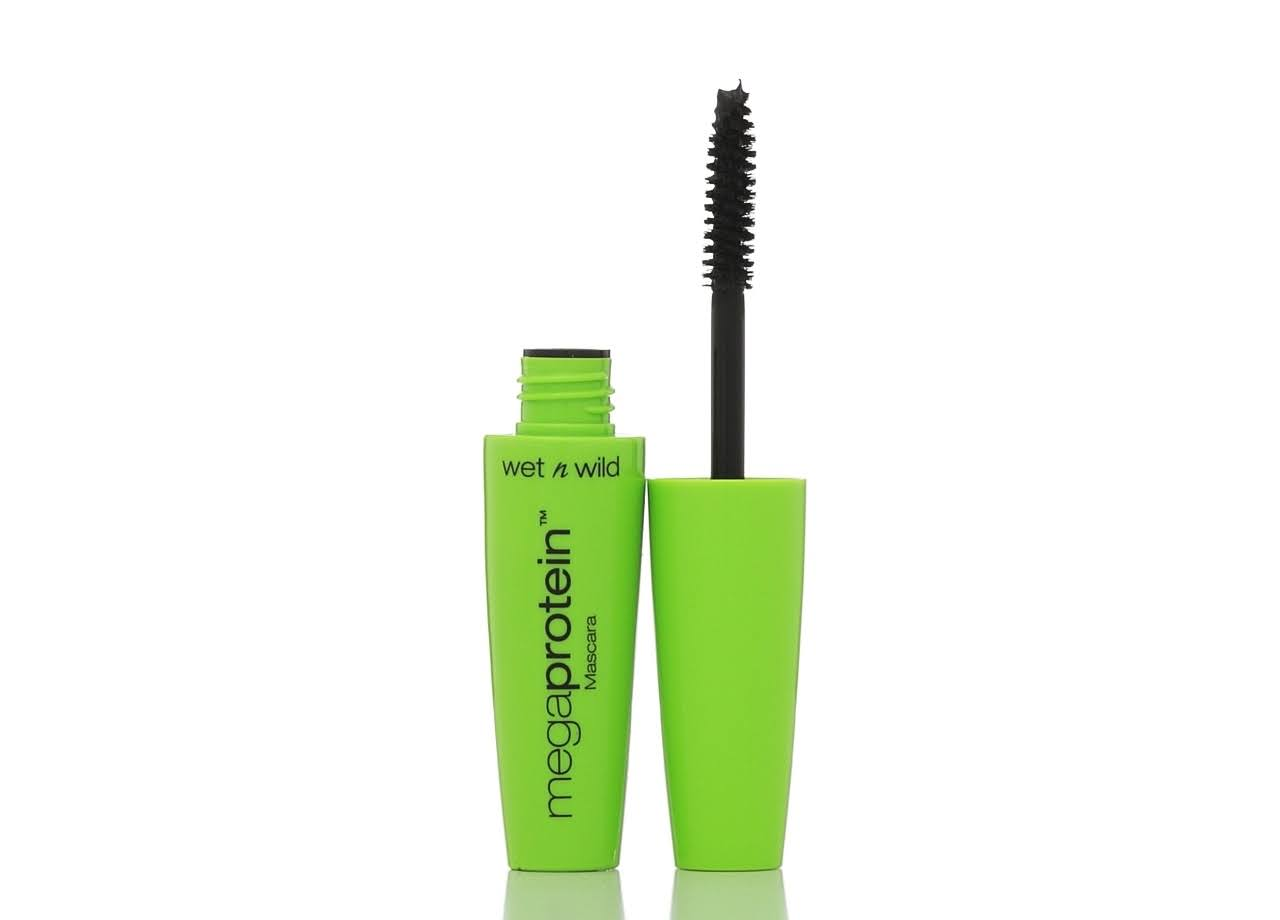 Wet N Wild Mega Protein Mascara - C137 Very Black