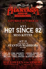 List 3 Other Names For Halloween by Phantasm 2017 Halloween At The Armory U0027the Hall Of Mirrors U0027 With