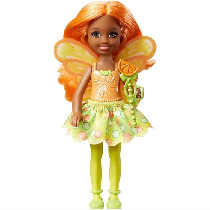 Barbie Dreamtopia Junior Fairy - Yellow Barbie