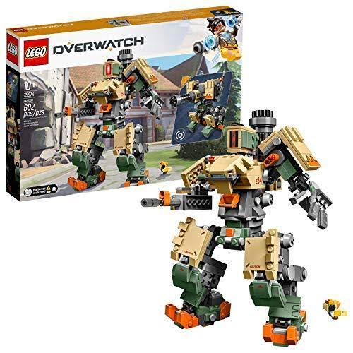 LEGO 75974 Overwatch Bastion Building Kit