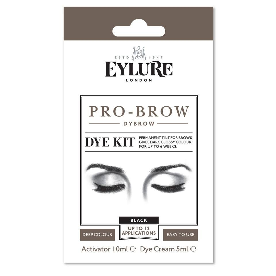 Eylure Pro Brow Dybrow Dye Kit - Black