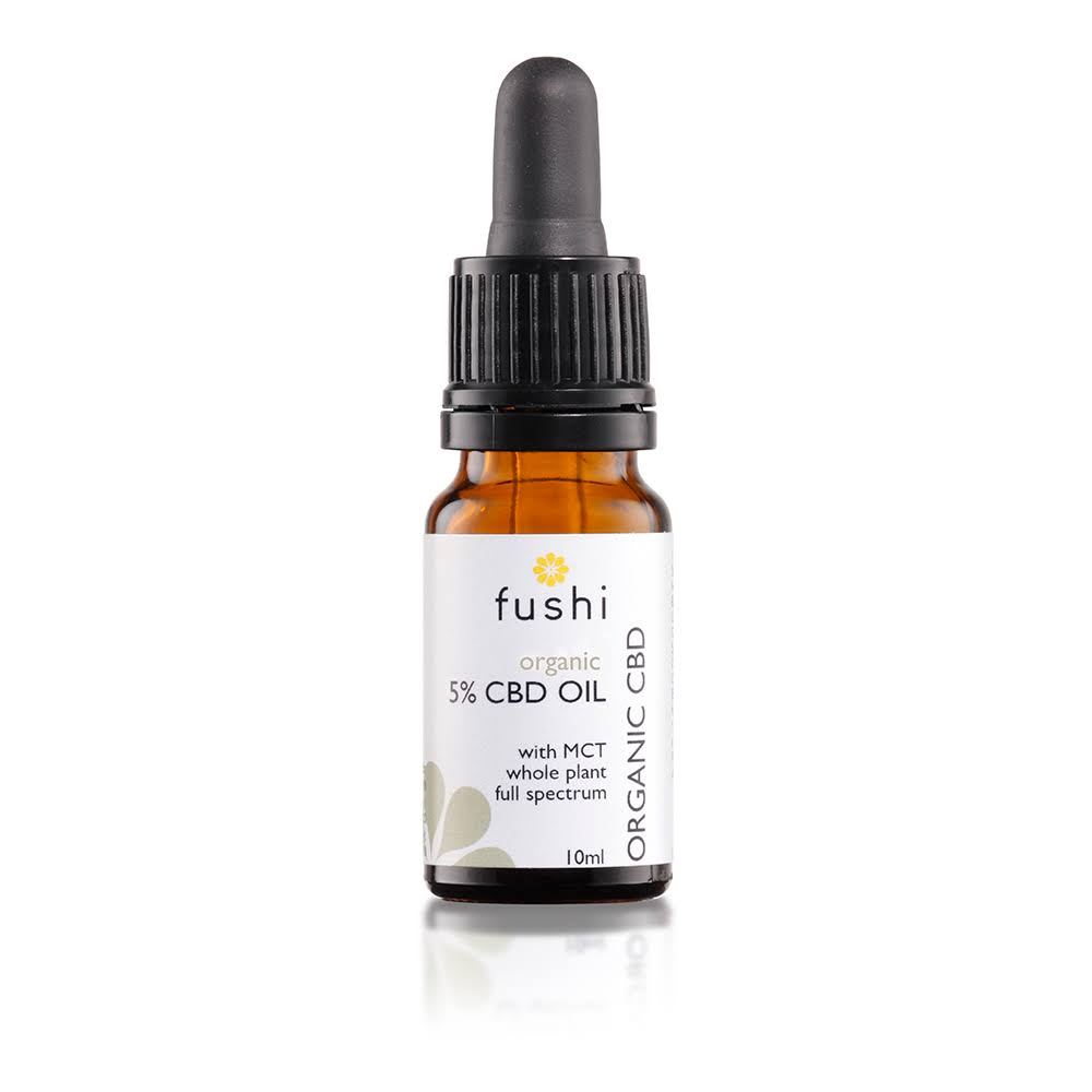 Fushi Wellbeing CBA&D Oil 5% 10ml Whole Plant Derived