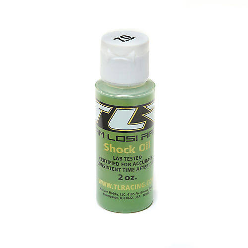 Team Losi Racing Tlr74015 Silicone Shock Oil 70 WT 2 oz