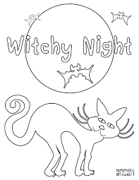 Disney Halloween Coloring Pages by 100 Halloween Cat Coloring Pages Cat Coloring Halloween