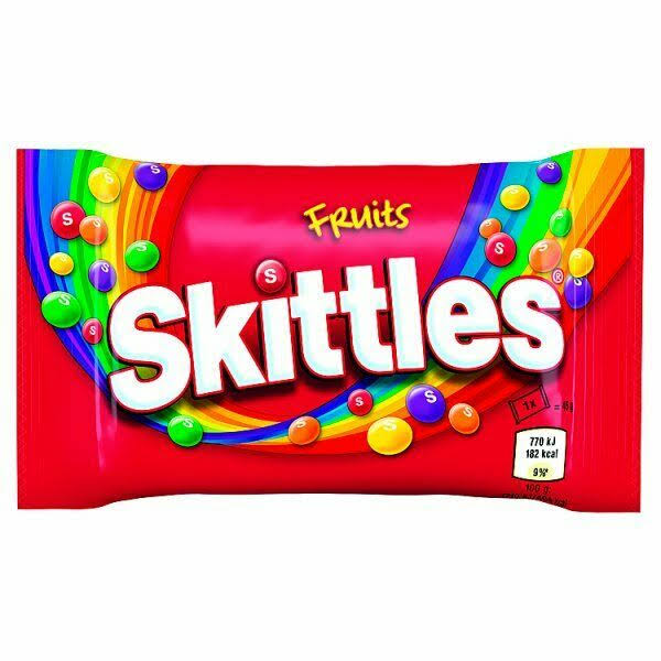 Skittles Fruits Candy - 45g