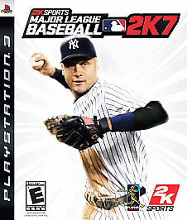 Major League Baseball 2K7 - PlayStation 3