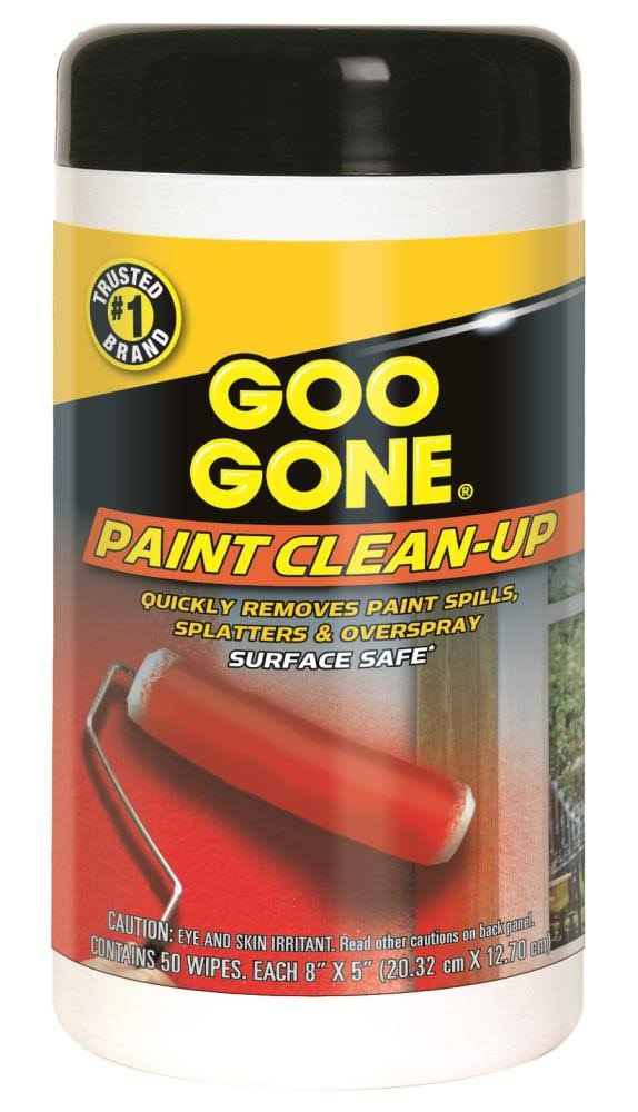Goo Gone Paint Clean-Up