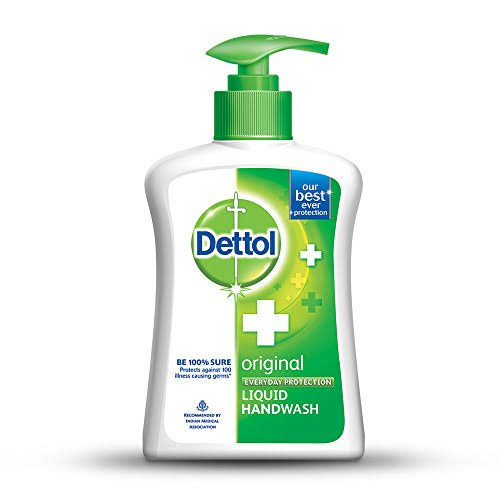 Dettol Original Liquid Handwash - 200ml