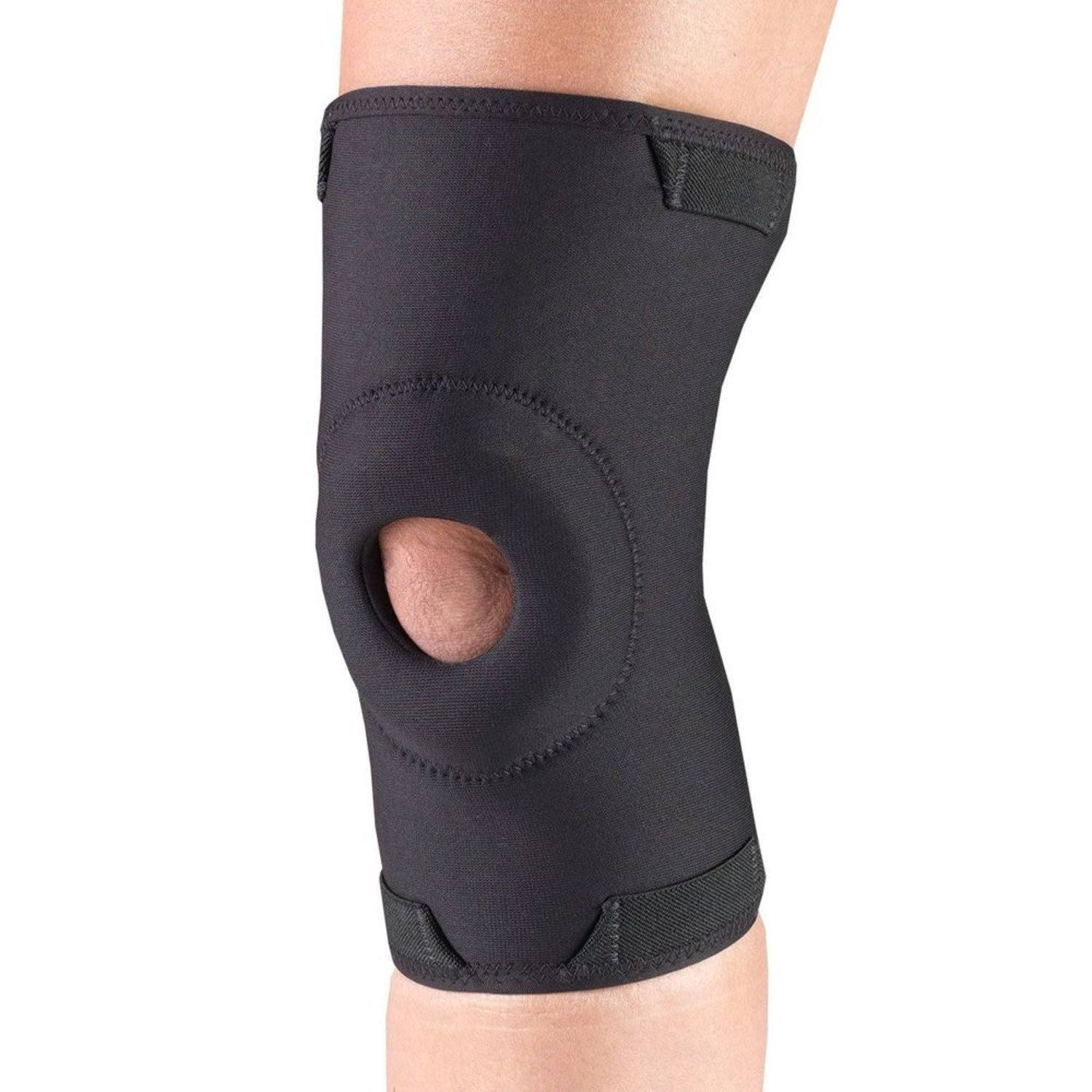 Otc Orthotex Knee Support Stabilizer Pad - Black, X-Large