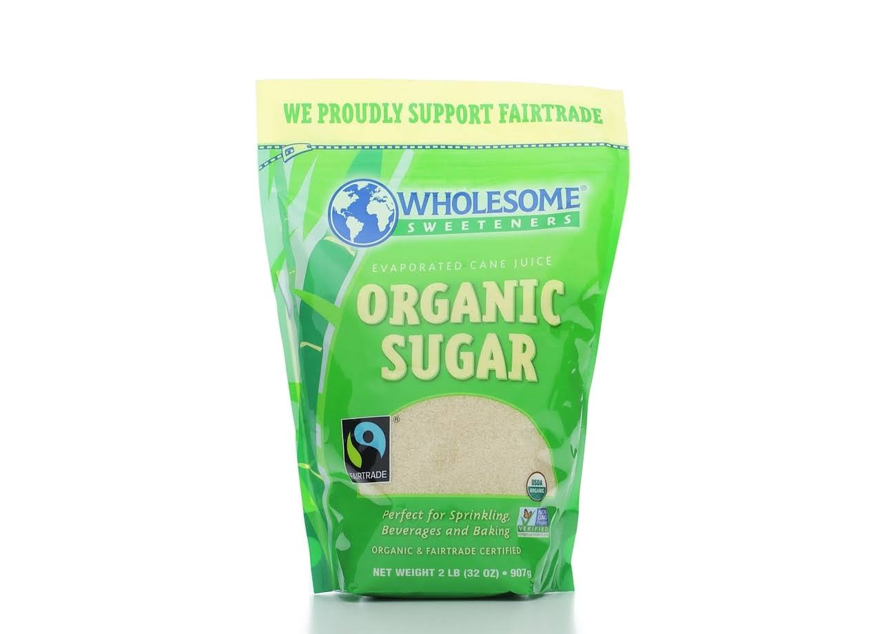 Wholesome Organic Cane Sugar - 32oz