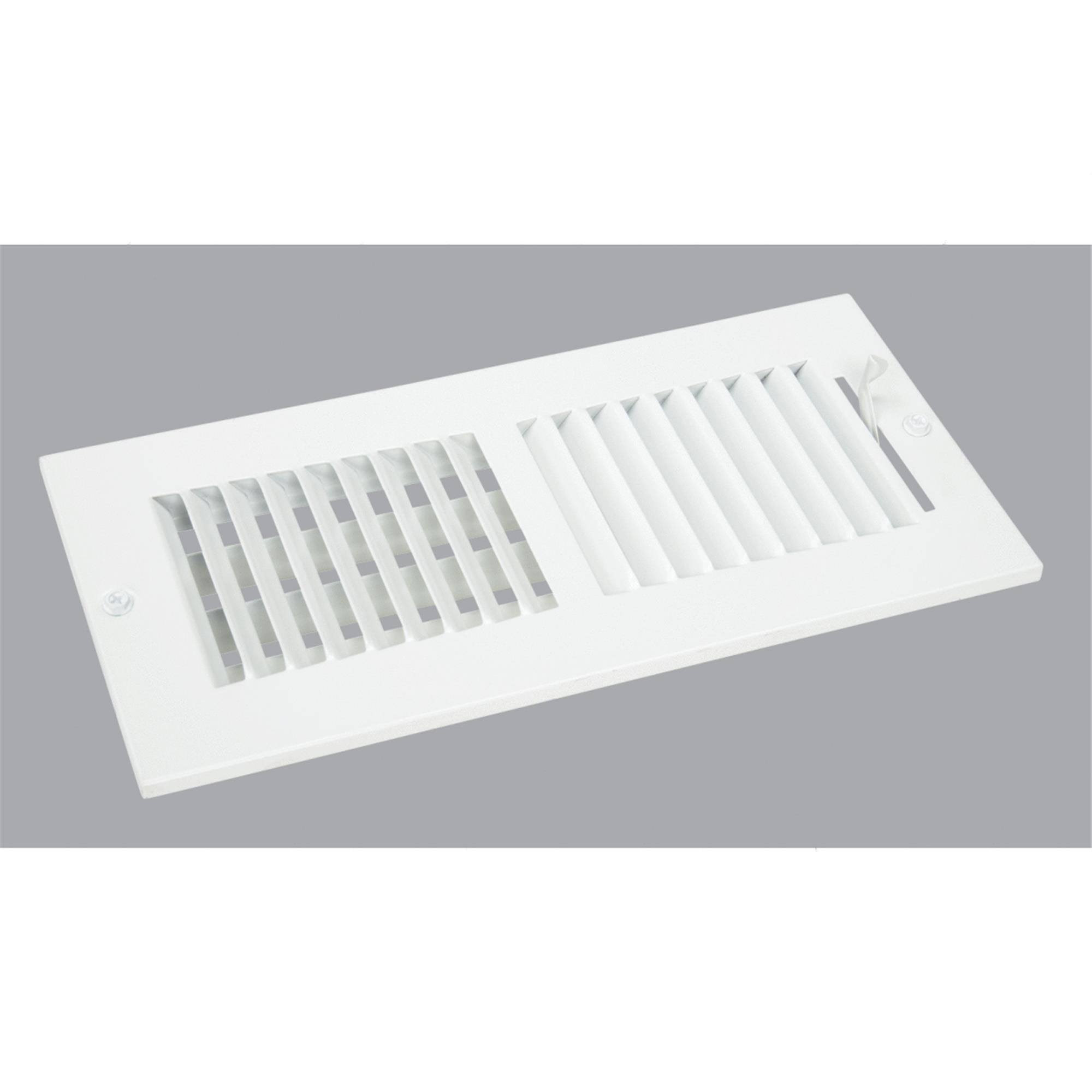 Home Impression 2-Way Wall Register, 2SW1004WH-B