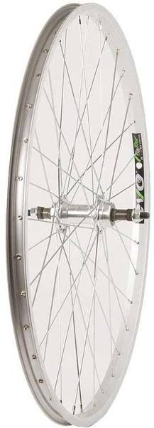 "Wheel Shop Evo E-Tour 20 Rear Wheel - 26"", 36 Spokes, Silver"