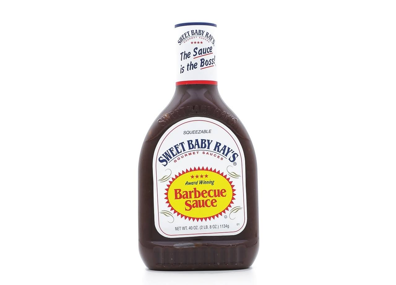 Sweet Baby Ray's Original Barbecue Sauce - 40oz